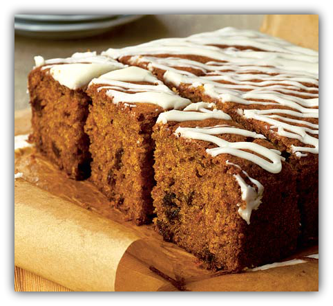 Lightest Carrot Cake Recipe
