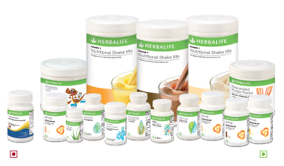 herbalife products in india 80 20 team india